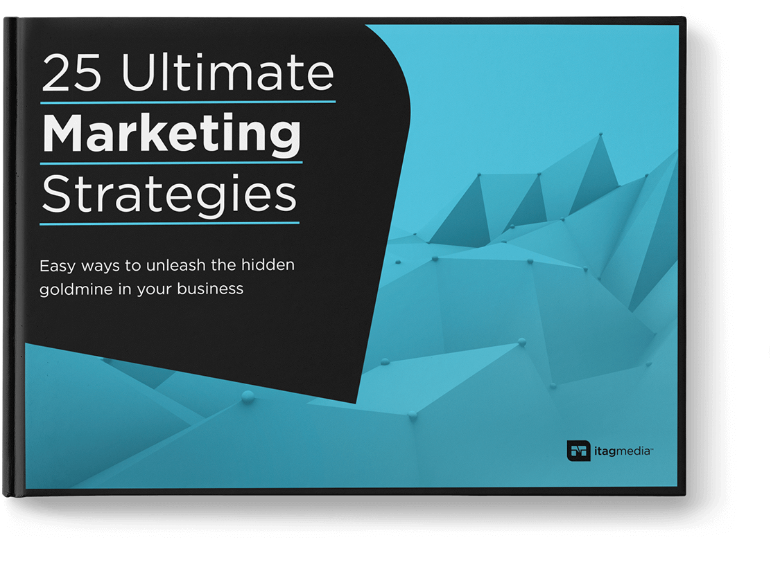 25 Ultimate Marketing Strategies cover