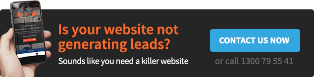 Get a killer website today