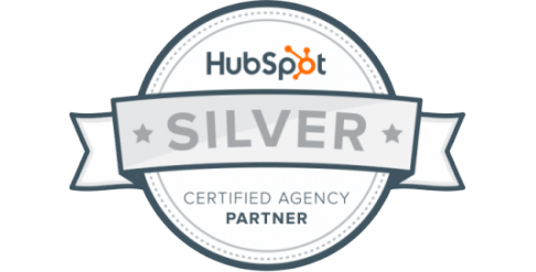 HubSpot Silver Certified Agency Partner