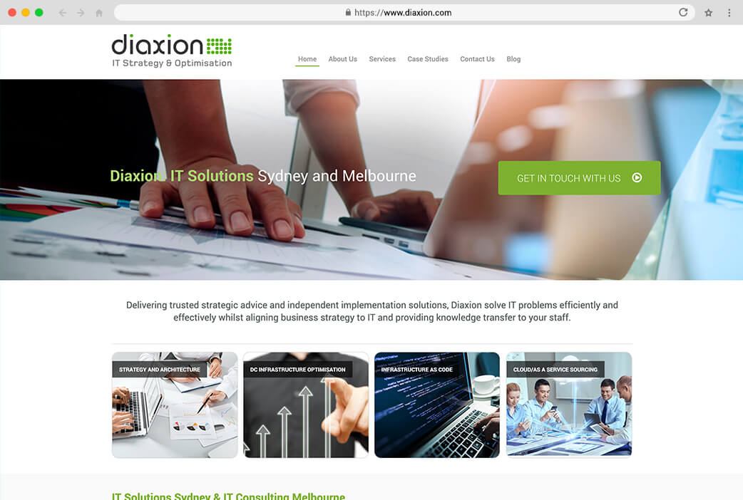 Diaxion browser