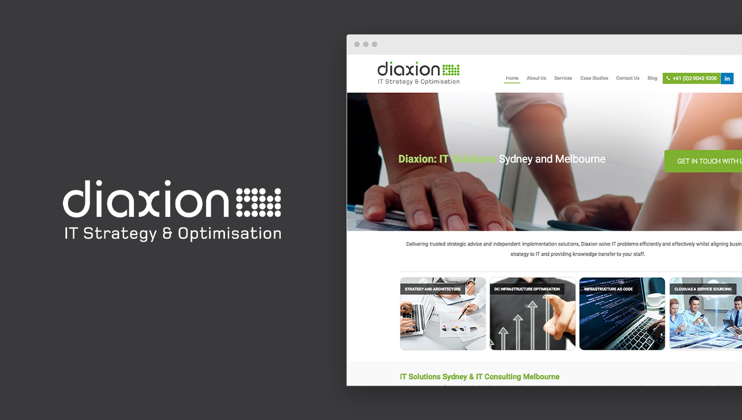 Diaxion It Strategy & Optimisation Case Study