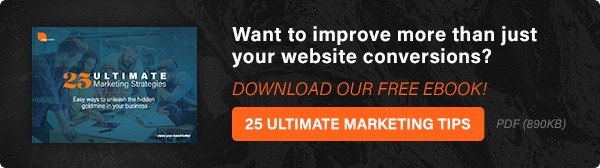 Get our FREE ebook, 25 ULTIMATE Marketing Strategies